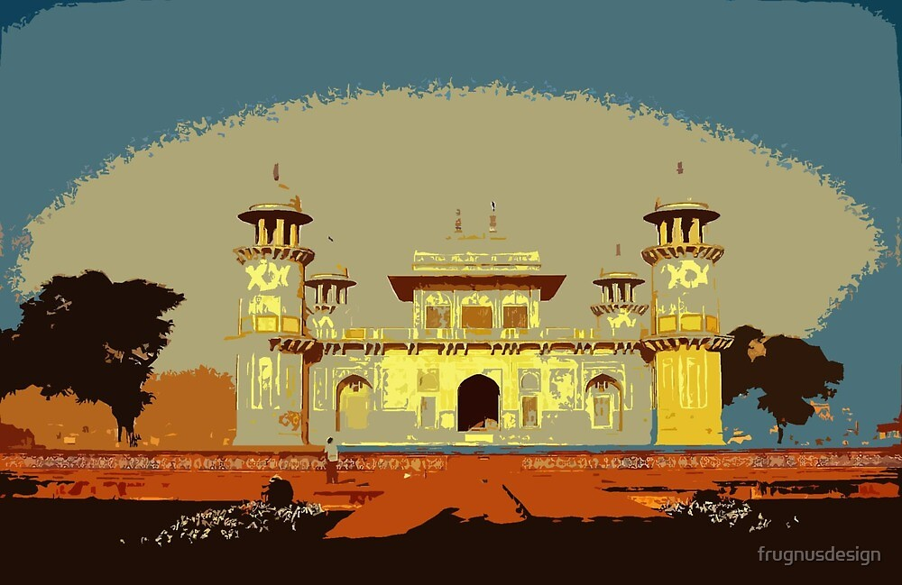 Mini Taj by frugnusdesign