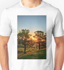 Balltown Valley Sunrise 2 Unisex T-Shirt