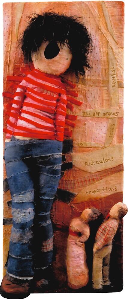 Family Dynamics by Amanda Burns-Elhassouni