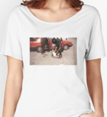 Tommy Wrong Women's Relaxed Fit T-Shirt