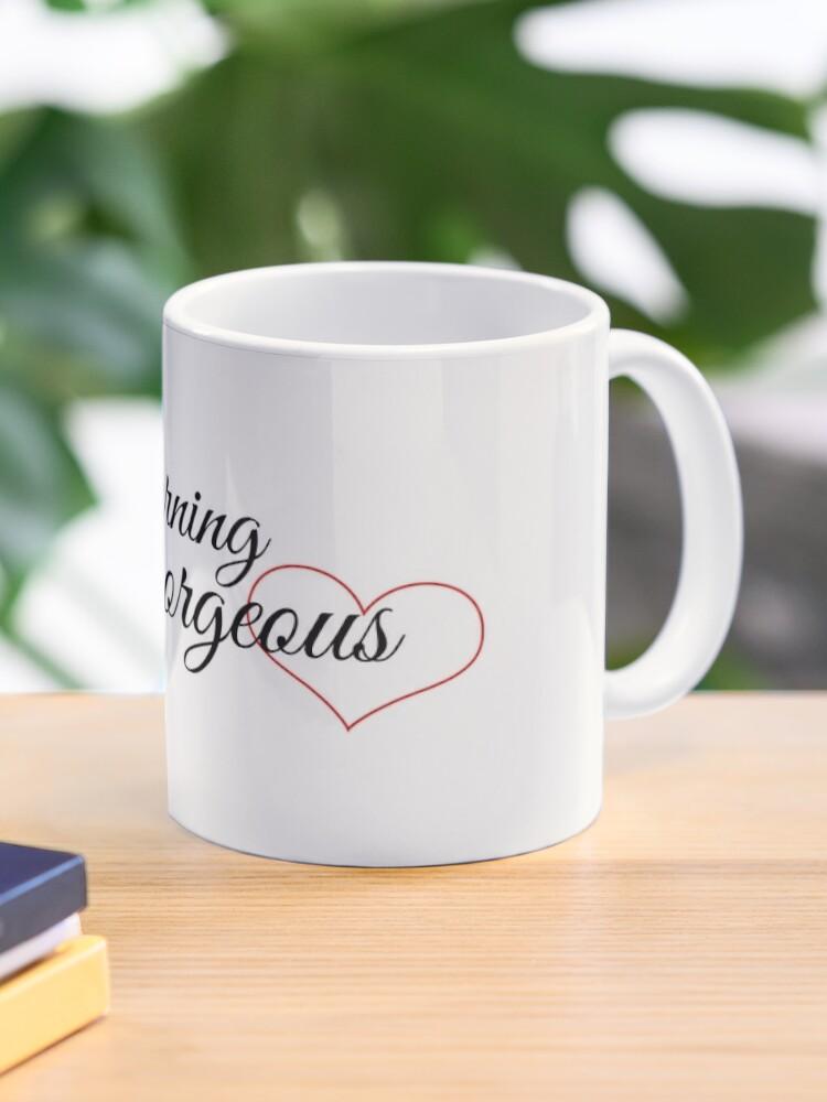 Guten Morgen Wunderschöne Tasse Tasse