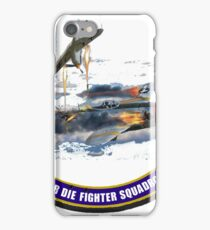 Fighter Squadron iPhone Case/Skin