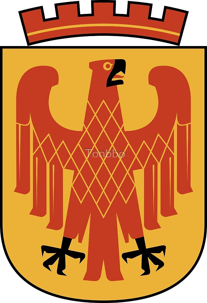 Potsdam coat of arms by Tonbbo