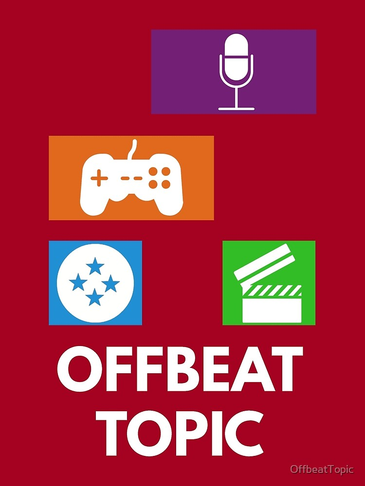 Offbeat Topic Merch by OffbeatTopic
