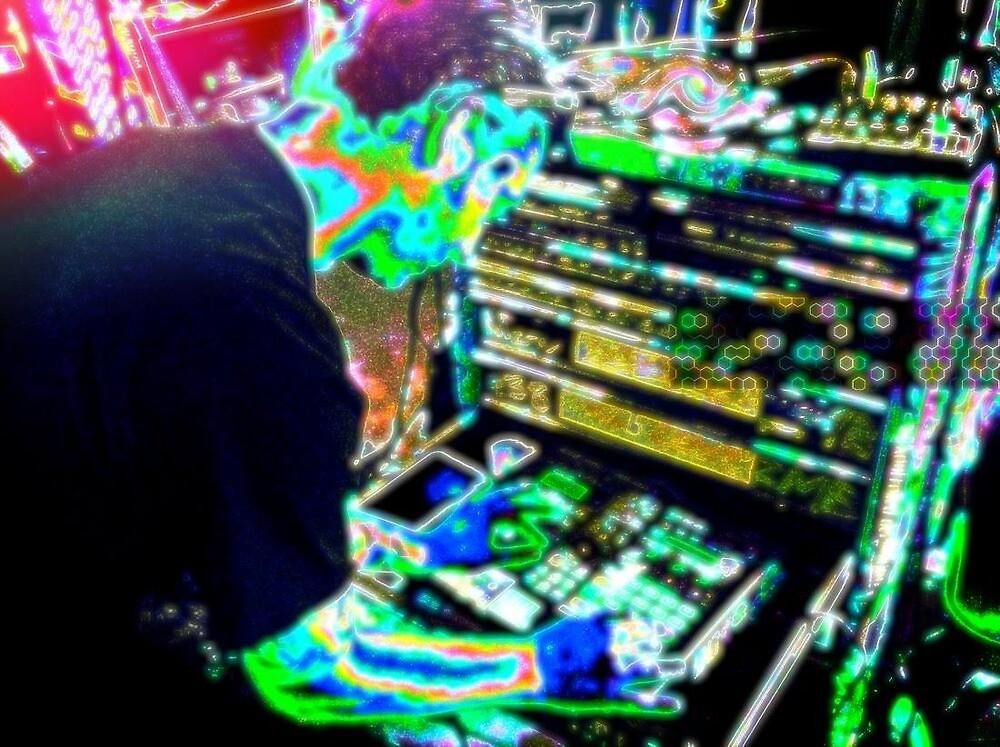 DJ Zombie 008 by djzombie