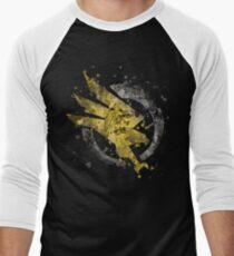 Command and Conquer - GDI Splatter Men's Baseball ¾ T-Shirt