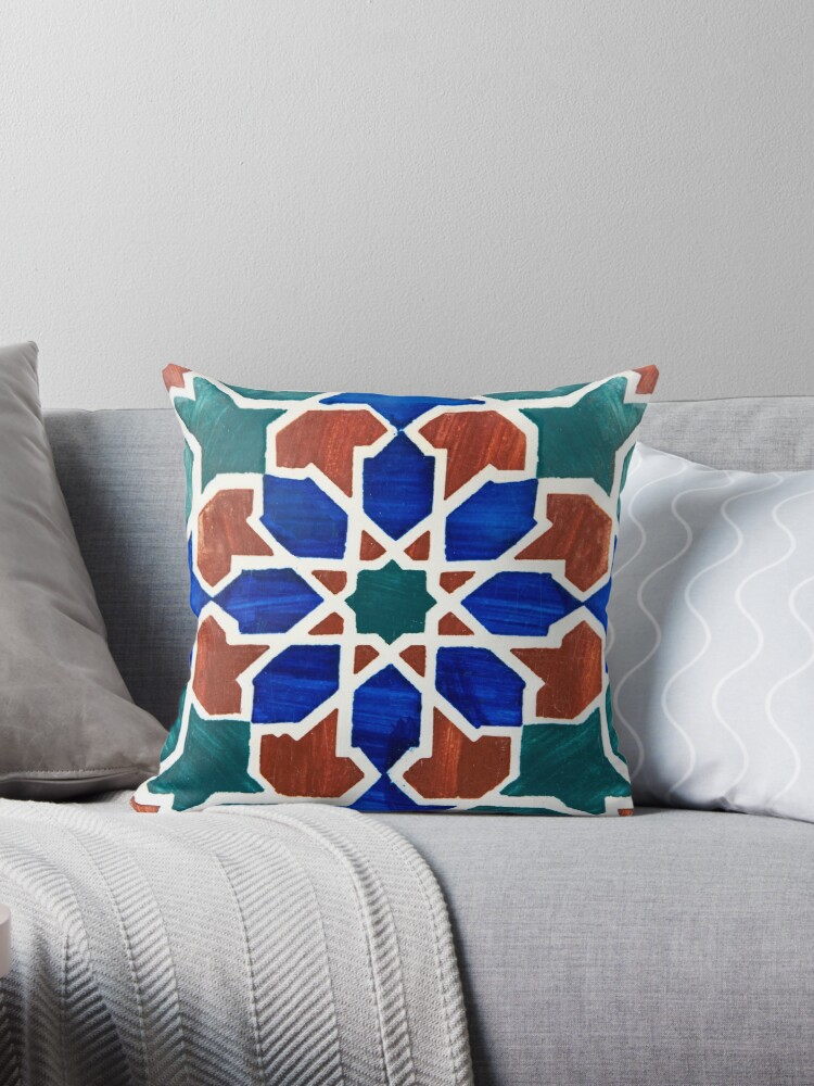 Traditional Portuguese glazed tiles by homydesign