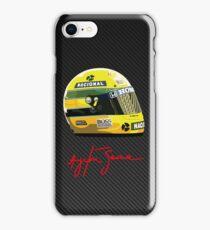 Ayrton Senna tribute 1  iPhone Case/Skin