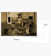 fading beauty Postcards