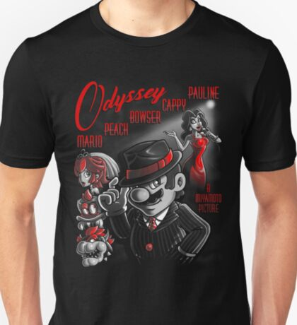 Film Noir Odyssey T-Shirt