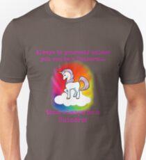 Be A Unicorn Unisex T-Shirt