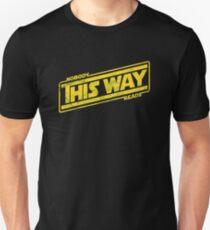 Nobody This Way Reads Unisex T-Shirt
