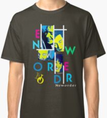 Joy Division New Order shirt Out of Order Classic T-Shirt