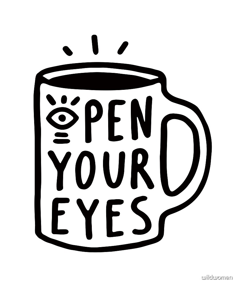 Open Your Eyes by Sabrina Pearcy