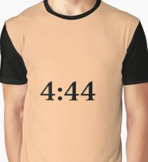 JAY-Z - 4:44 Graphic T-Shirt