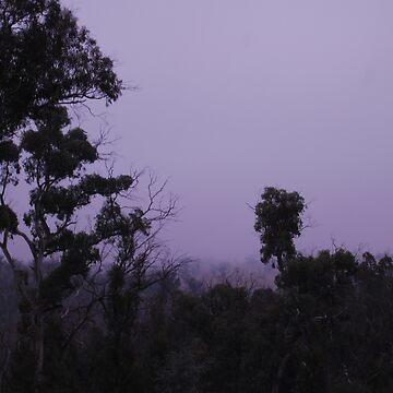 Purple haze by GeoGecko