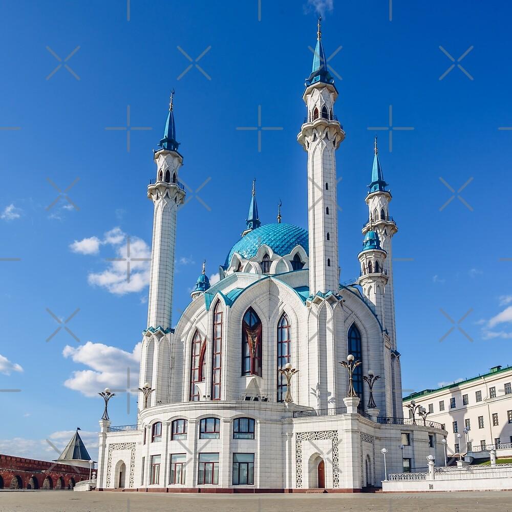 Qol Sharif Mosque. by Sevablsv