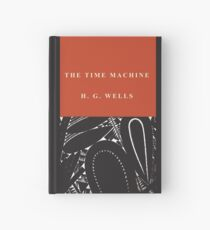 The Time Machine Notebook Hardcover Journal