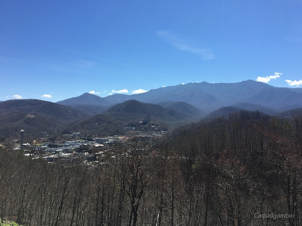 Great smoky mountains by Cassidyamber