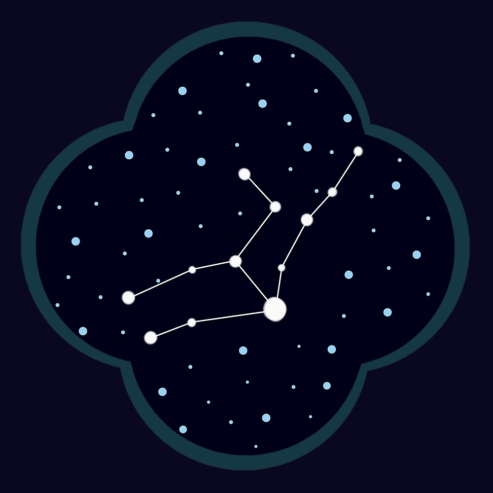 Virgo Constellations by Sophia Blackwell