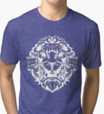 Tribal Lion Tri-blend T-Shirt
