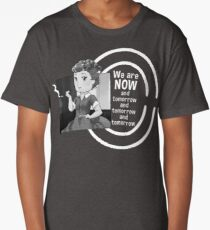 Media Says We Are Now Long T-Shirt