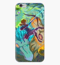 Breath of the Wild and Dragons iPhone Case