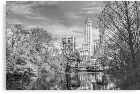 Mirror the Big Apple by ehlphotography