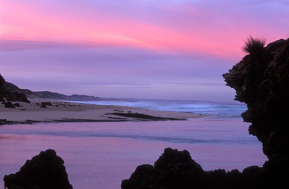 Sorrento seascape by matt mackay