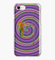 Rainbow Dalek iPhone Case/Skin
