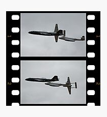 Two Shot-Canberra,Meteor,Vampire Formation,Temora 2008 Photographic Print