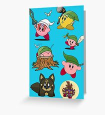 The Heroes Greeting Card