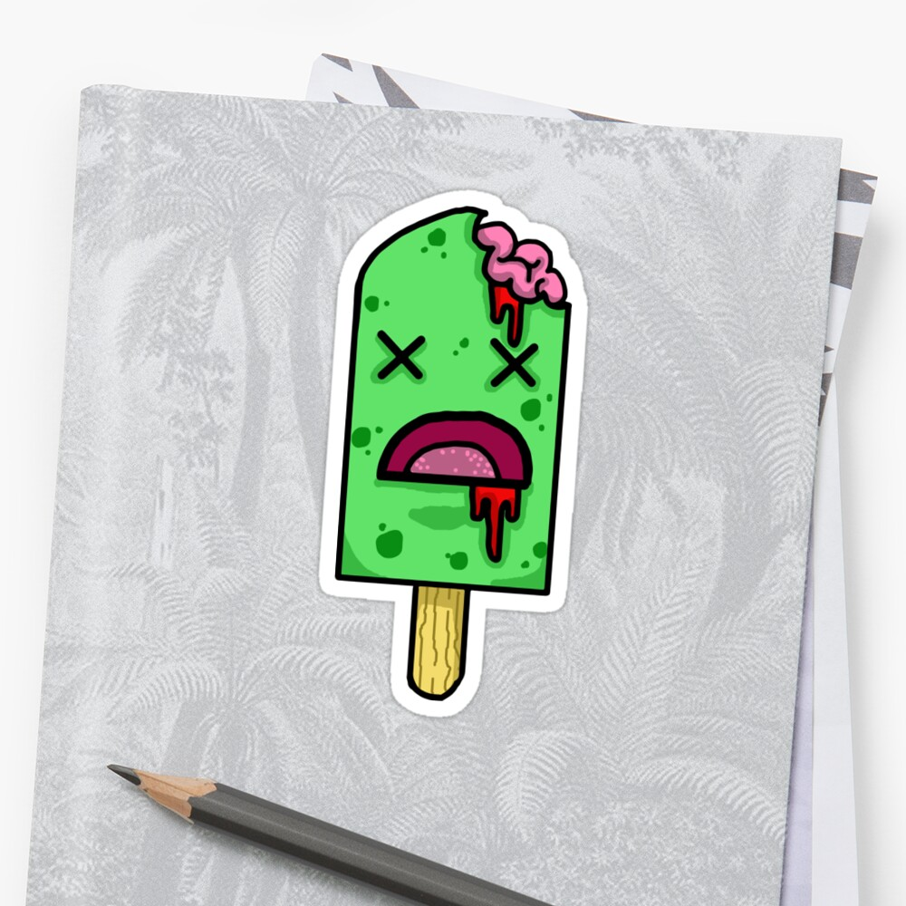 Zomb-sicle by DecemberTwelfth