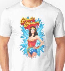 Lynda Carter Unisex T-Shirt