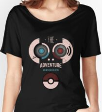 Pokemon Adventure Women's Relaxed Fit T-Shirt