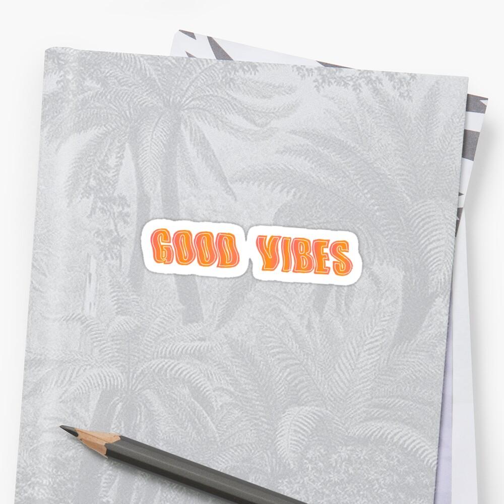 Good vibes by SaintCroissant