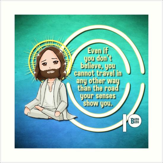 Jesus Prime says Even If by bayobayo