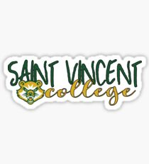 Saint Vincent College Sticker