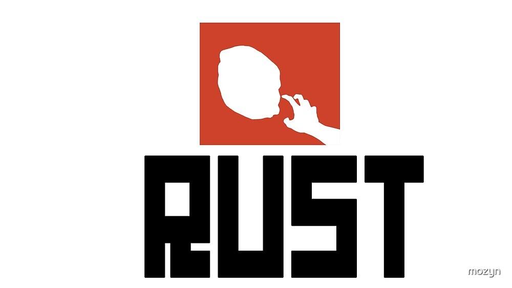 Rust - Rock by mozyn