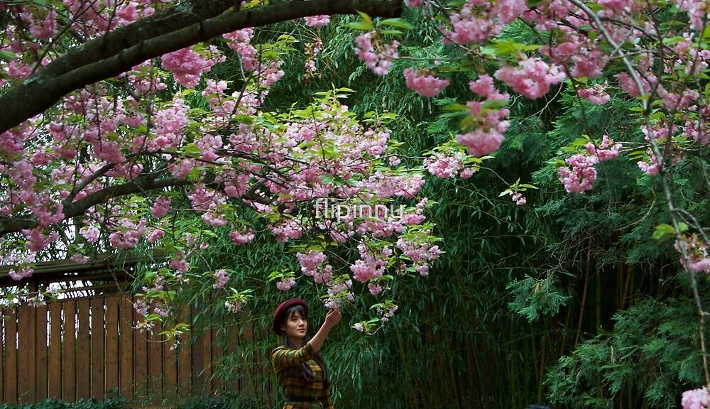 Sakura by flipinny