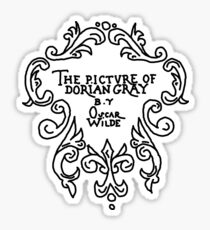 The Picture of Dorian Gray by Oscar Wilde Sticker