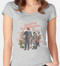 AN AFFAIR TO REMEMBER Women's Fitted Scoop T-Shirt