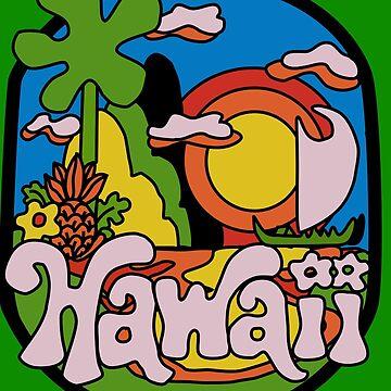 Vintage Hawaii by aj4787