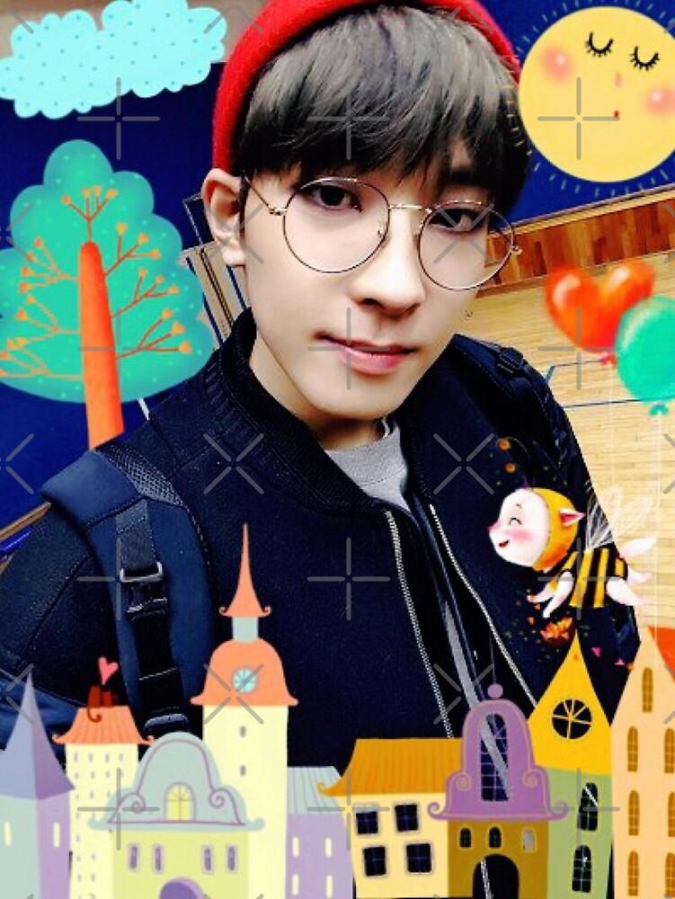 Wonwoo Fairy Tale Series  by Lulu-Kim