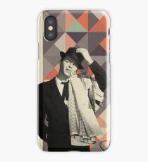 Sinatra iPhone Case/Skin