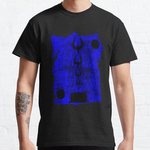 vintage)003_i+9Electric BLUE-art-eddyscap Camiseta clásica