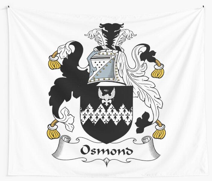 Osmond by HaroldHeraldry