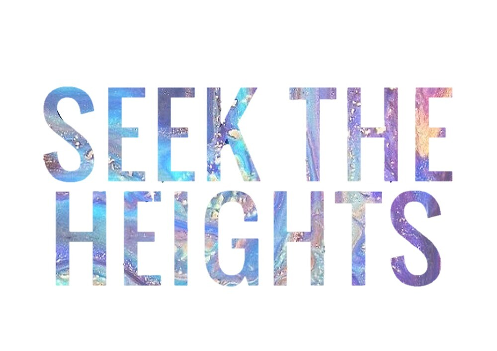 seek the heights by mimsyc