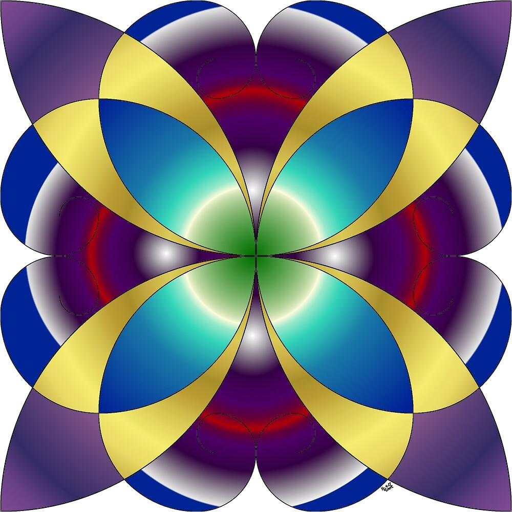 """Fibonacci-D05 4 Pts by Herbert """"Mr. Bert"""" Emert"""