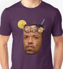 Ice Tea and Ice Cube Shirt T-Shirt